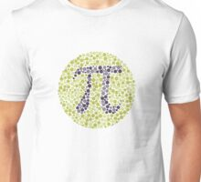 Not So Colorblind Pi Unisex T-Shirt