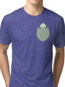 Peripocket Tri-blend T-Shirt