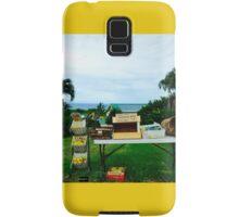 fruit stand Samsung Galaxy Case/Skin