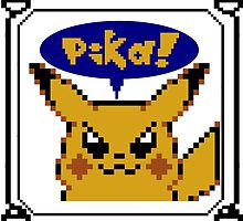 Pika! by ifgrasscould
