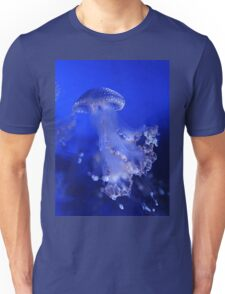 The Beauty of A Blue Jellyfish Unisex T-Shirt
