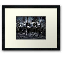 Hotel Hellsinki Framed Print