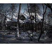 Hotel Hellsinki Photographic Print