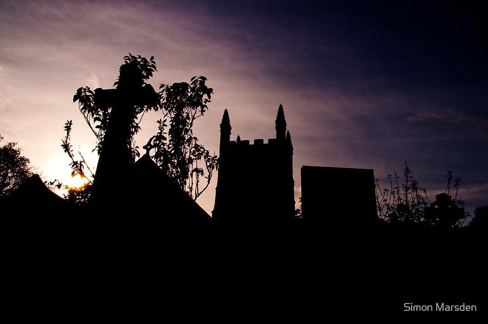 Stithians Church by Simon Marsden