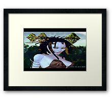 Na'vi Native Framed Print