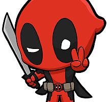 deadpool by Nickyparson