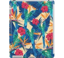 Parrots iPad Case/Skin