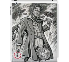Time War Eighth Doctor iPad Case/Skin