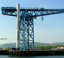 Titan Of The Clyde by Kevin Cotterell