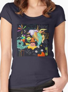 Mother Earth Women's Fitted Scoop T-Shirt
