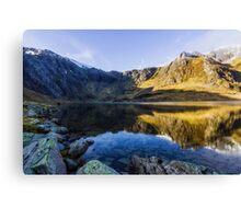 Lake Idwal Canvas Print