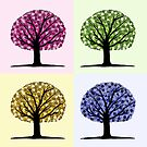Four Seasons by blackjack