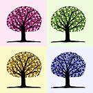 Four Seasons by Kelly Pierce