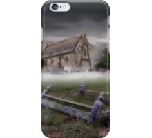 The Forgotten Grave. iPhone Case/Skin