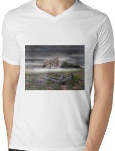 The Forgotten Grave. Mens V-Neck T-Shirt