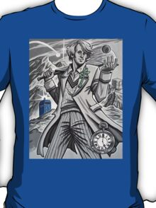 The Fifth Doctor  T-Shirt