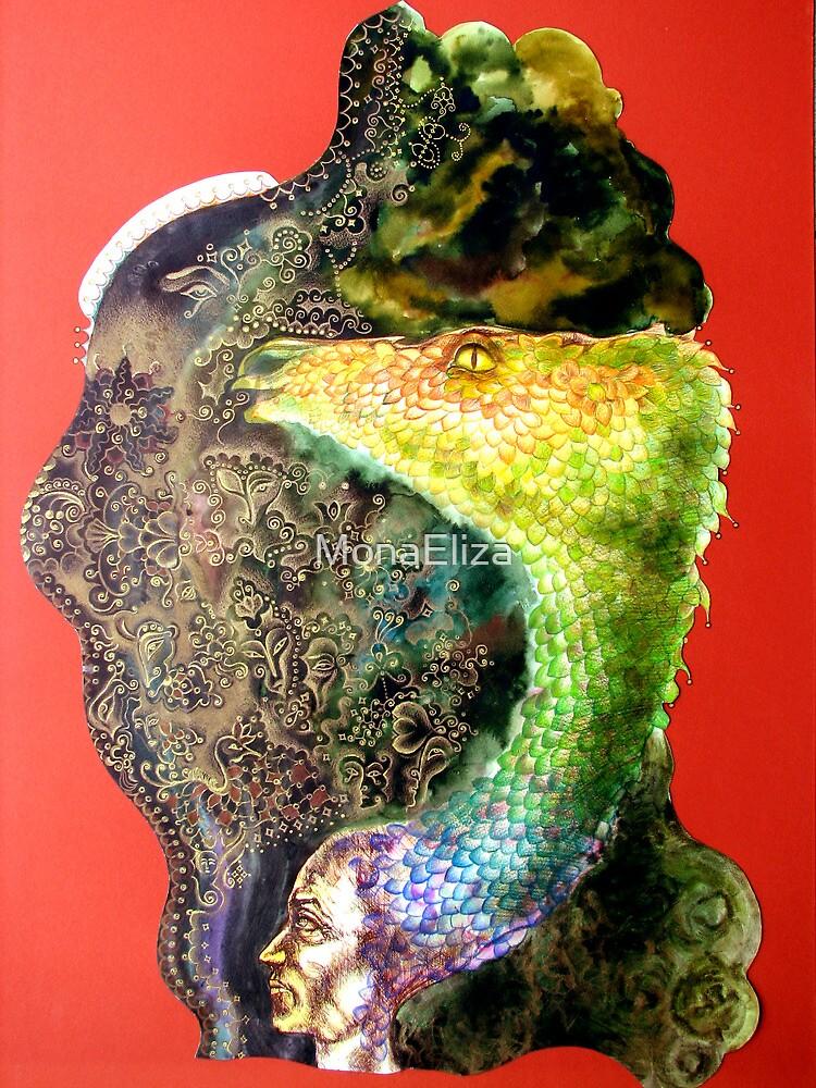 Dragon by MonaEliza