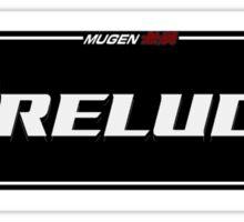 Mugen Prelude Sticker
