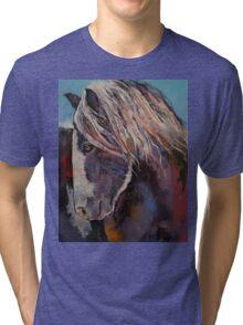 Highland Pony Tri-blend T-Shirt