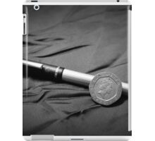 Pen and Money : weapons of mass destruction iPad Case/Skin