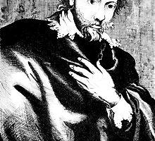 Pieter Paul Rubens by MonaEliza