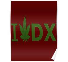 I Love DX Poster