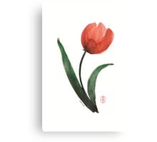 Tulipan Canvas Print