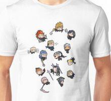 13 Chibis Unisex T-Shirt