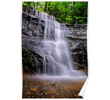 BEAR CREEK FALLS  Poster