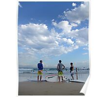 Surferboys Poster