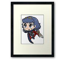 Lucina chibi Framed Print