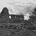 Mattersey Priory (2) by Ray Clarke