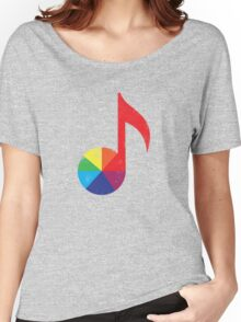 Music Theory Women's Relaxed Fit T-Shirt
