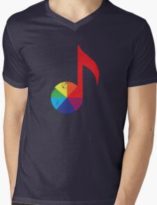 Music Theory Mens V-Neck T-Shirt