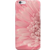 Pink Gerber  iPhone Case/Skin