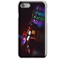 zooming the night away iPhone Case/Skin