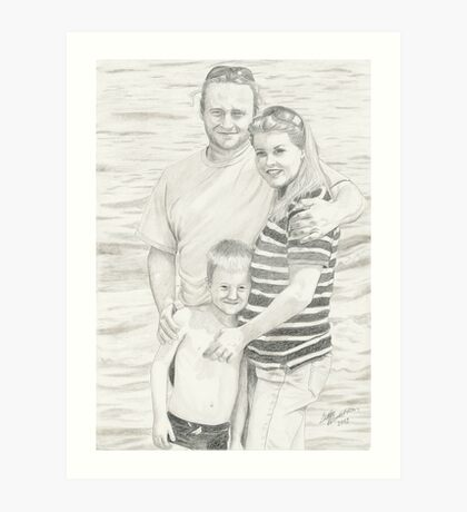 Family Art Print