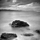 Singing to an ocean by Aaron Radford