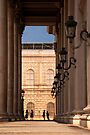 Munich: Arches at the Opera by Kasia-D