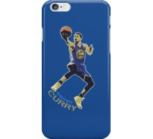 Stephen Curry - Golden State Warriors iPhone Case/Skin