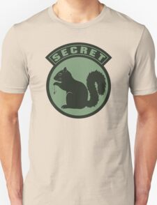 Secret Squirrel - Carp Fishing Unisex T-Shirt