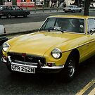MG B V8 by oulgundog