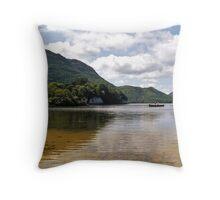 Muckross Lake Throw Pillow