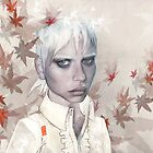 autumn androgynous by jaimedenis