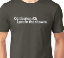 Confession #2: Unisex T-Shirt