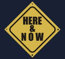 HERE & NOW SIGN Kids Clothes