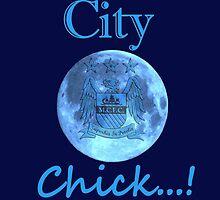 City Chick by waylander99uk