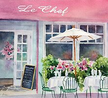 Le Chef Cafe by Bobbi Price