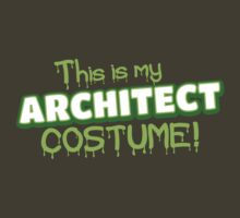 This is my Architect costume (for Halloween) by jazzydevil