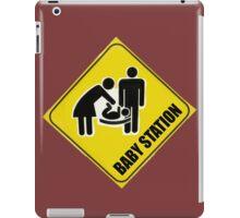 BABY STATION iPad Case/Skin